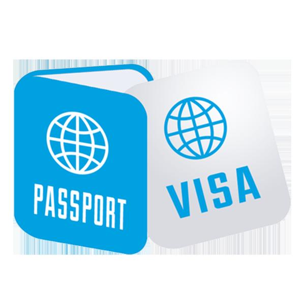 Trámites de pasaporte y/o visa