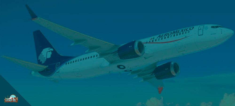 Aeroméxico renueva vuelos internacionales a partir de este mes